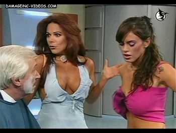 Argentina celebrity Silvina Luna hot boobs